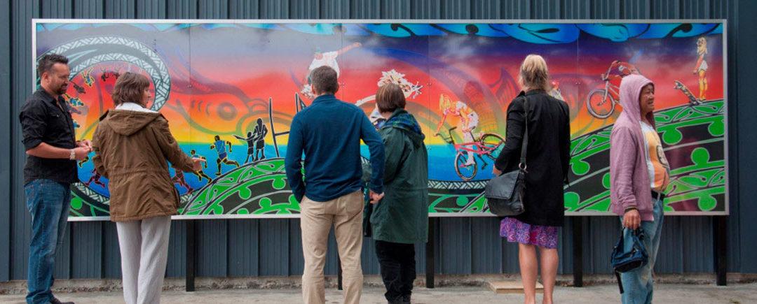 Rotorua Mural Symposium