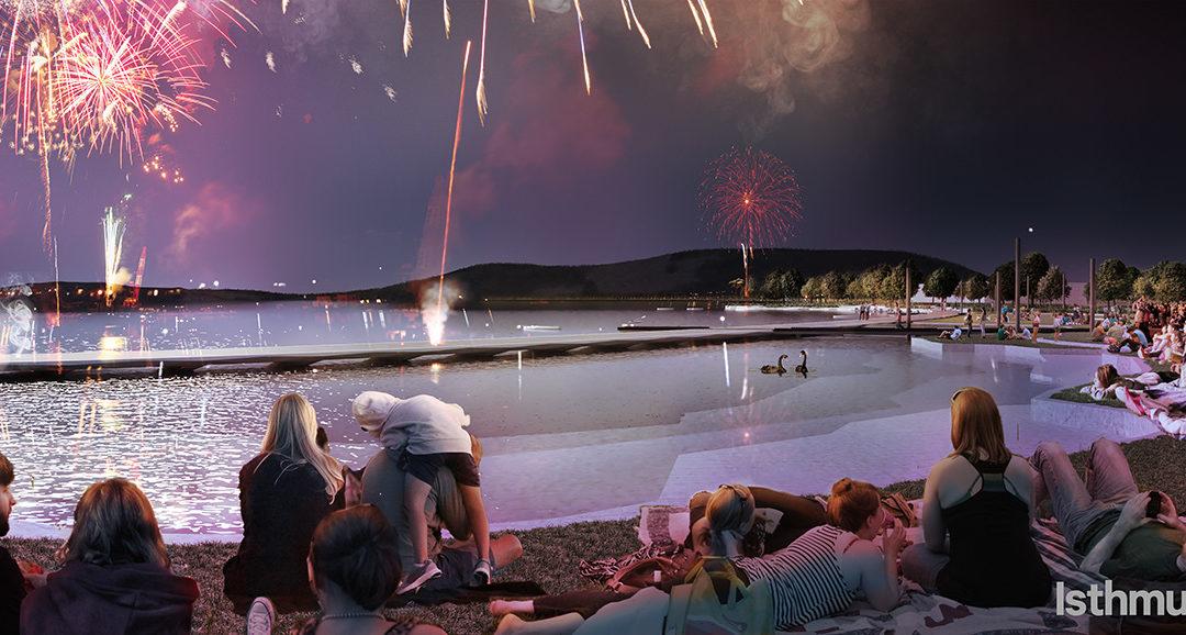 Lakefront development tenders for world-class commercial partners